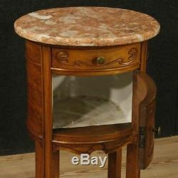 Bedside Table Small Dutch Cabinet Table Lounge Old Style Art Nouveau