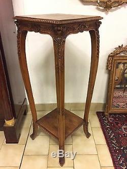 Bolster Walnut Louis XV Style 1900
