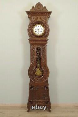 Breton Style Wedding Clock