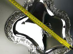 Cardeilhac Minerve Solid Silver Plateau. 950 Art Nouveau Style