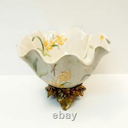 Centre De Table Style Art Deco Style Art Nouveau Porcelain