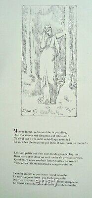 Collection By Jérôme Doucet Illustrated By His Friends Art Nouveau Style (1898)