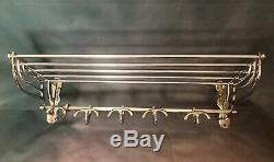 Door Coats The Orient Express Style Wagon Bed Art Deco Chrome Metal