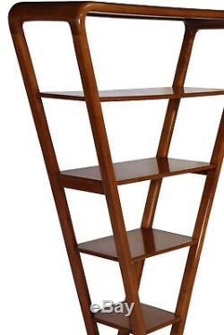 Icon Library Scandinavian Style Art Deco Original Form 4 Shelves Hevea