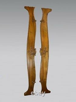 Louis XV Walnut Bedwood 1900