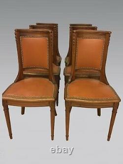 Louis XVI Style Chairs