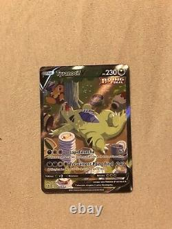 Map Pokemon Tyranocif V Full Art Eb5 Combat Styles 155/163