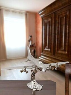 Model Airline Antiquities Silver Deco