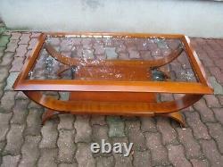 Modernist 50/70s Italy Rectangular Salon Coffee Table