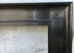 Old Frame Photo Style Also Black Old Art Nouveau 84.4 X 46 CM
