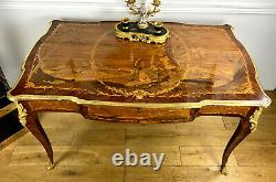 Old Plat Office In All Faces Label Orné Bronze Style Louis XV