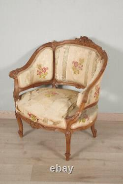 Pair Of Louis XV Style Bergers