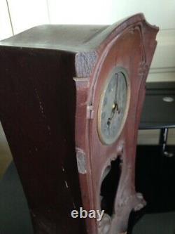 Pendulum Art Wooden Style Majorelle Dufrene, Restore