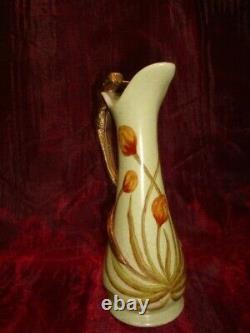 Pichet Cruche Figure Sirene Nue Sexy Style Art Deco Style Art Nouveau