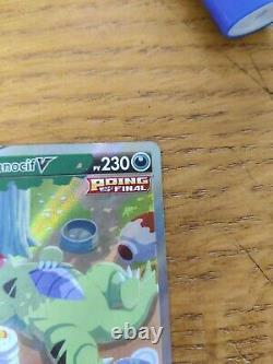 Pokemon Card Tyranocif V Full Art Eb5 Combat Styles 155/163