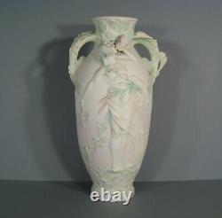 Royal Dux Ancient Vase Art Style New Porcelain Decor Men's Corne De Brume