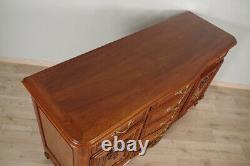 Sideboard In Louis XV Style Walnut