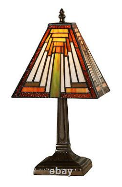 Table Lamp In Tiffany Style Antiques Art Design Bronze Bronze Main 9