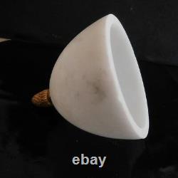 Uf Style Faberge Marble Gold Metal Handmade Belle Era Art Nouveau N2950