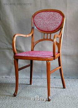 Viennese Bistro Chair Style Art Nouveau Secession No. Thonet