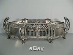 Wmf Jugendstil Former Center Of Metal Table Silver Art Nouveau