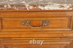 Buffet style Louis XV noyer