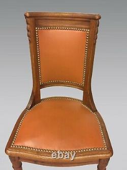 Chaises style Louis XVI
