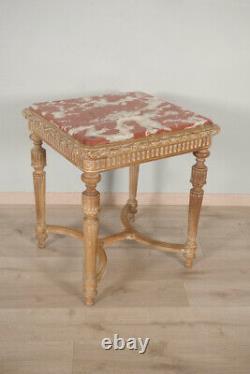 Guéridon style Louis XVI