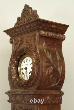 Horloge de mariage style breton