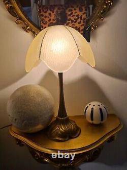 Lampe KAELLE style Art Nouveau