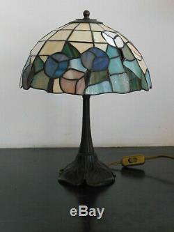 Lampe TIFFANY style Art Nouveau