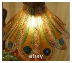 Lampe de table style Art Nouveau