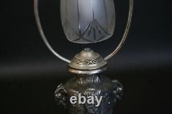 Lampe style Art Nouveau / Art Nouveau lamp