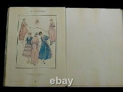 RARE Revue de mode LE STYLE PARISIEN n° 7 de 1916 Mode de luxe